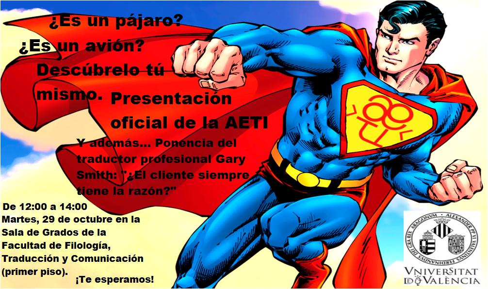 cartel presentación UV 2013-2014
