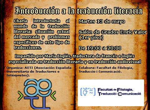 cartel traducción literaria final