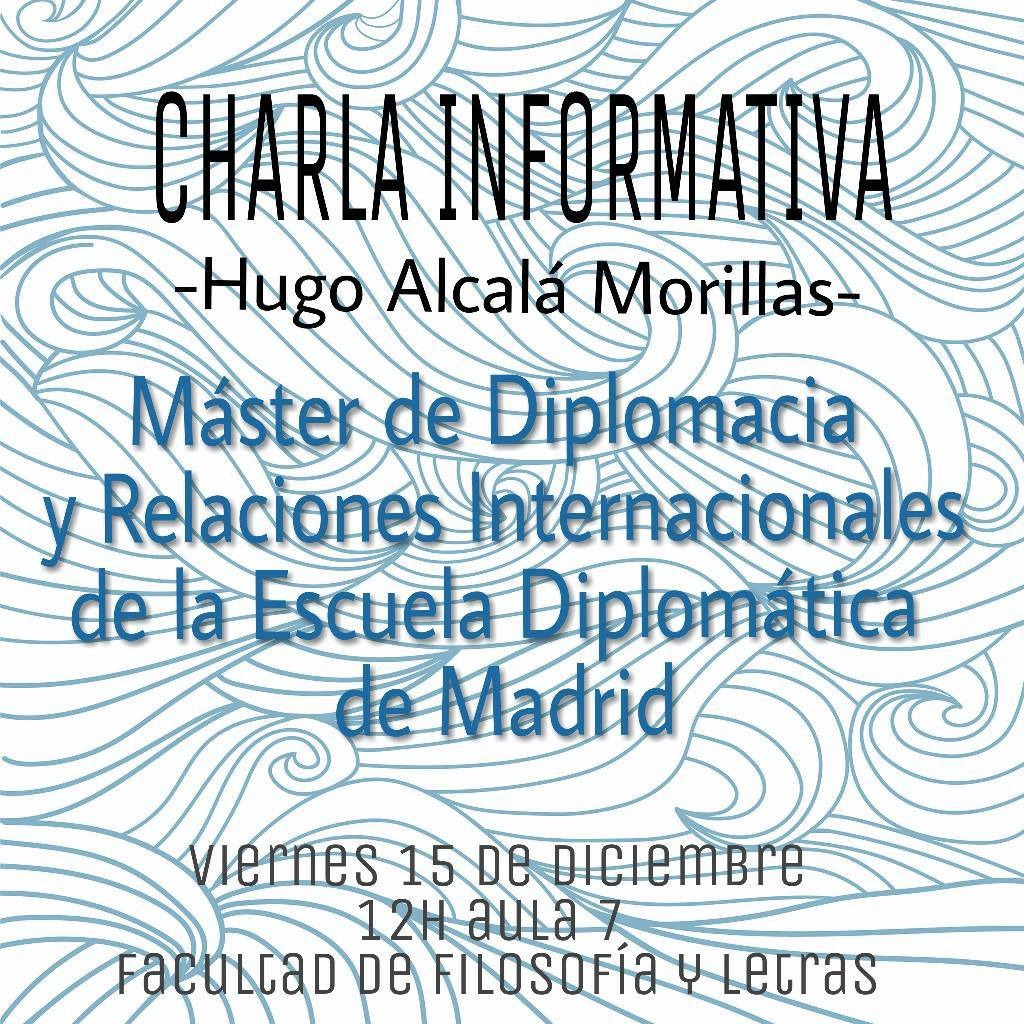 Charla Málaga